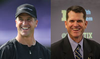 It All Started Here: Harbaugh Brothers
