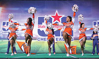 Texas, Kansas Add 'Game Day' to State Spirit Competitions