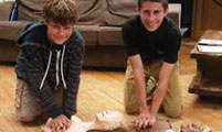 Vermont Student Leads Effort for CPR Training in Schools