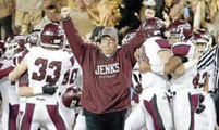 Football Coach Achieves the Extraordinary by Doing the Ordinary