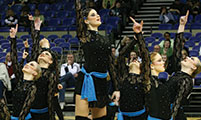 Cheerleading and Dance Squad Music: Copyright Law Issues
