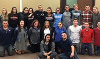 Student Advisory Committee Plays Vital Role for Illinois Association