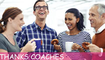 Use NFHS National Coaches Week to Recognize Your Staff