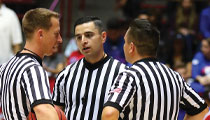 Officials Cover Important Topics in Pregame Meeting