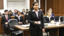 Mock Trial Activity Offers 'Insider's View' to Judicial System