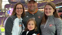 Reflections: Life from Perspective of an Athletic Director's Spouse